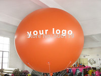 Wholesale M Advertising Balloon Helium Balloons Publicity Advertising Helium Publicidad Logo Customizable