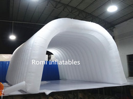 Wholesale inflatable wedding tent tunnel tent outdoor events tent advertising tent