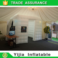 inflatable tent - inflatable cabin cube inflatable photo booth for party wedding