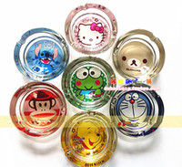animal print ideas - Crystal Glass Ashtray Cartoon Animal Print Fashion Trends Gift Ideas Man Women Love Lighter Ashtray
