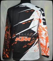 Wholesale NEW KTM shirts motorcycle Racing Jersey motorcycle T shirt racingmotocross jersey