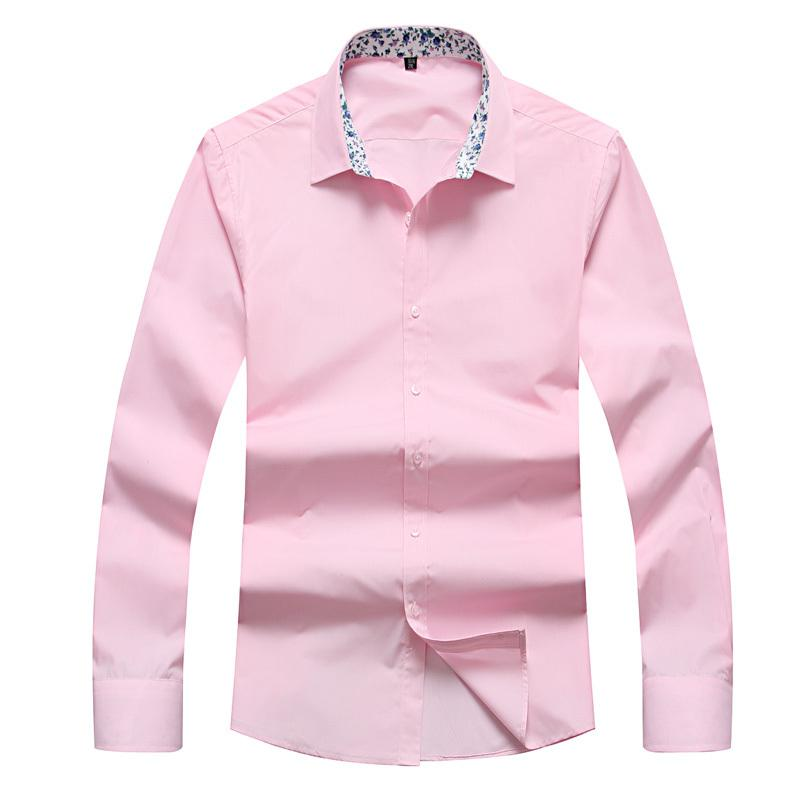 Online cheap wholesale 8xl 7xl 6xl 5xl 4xl long sleeve man for Discount big and tall dress shirts