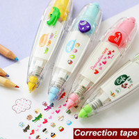 scrapbooking supplies - Cute correction tape Cartoon animal Decoration tapes for letter diary DIY scrapbooking tools stationery School supplies