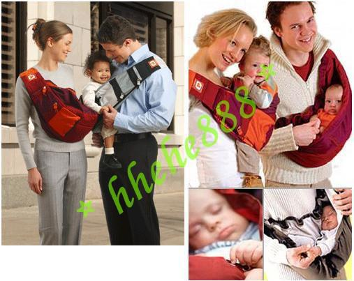 2-in-1 PreMaxx Baby Bag Sling Infant PreMax Baby Carriers & Slings ...