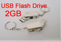 Wholesale GB Key Chain USB Flash Drive free ems