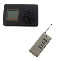 Wholesale Hunting Bird MP3 Player CP B With Remote Controller hunting decoy pc