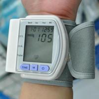 Wholesale Heart Beat Meter Digital Wrist Blood Pressure Meter CK