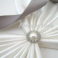 Wholesale 10 PEARL A Grade Rhinestone Circle Diamante Cluster DIY NEW ARRIVAL