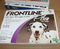 frontline plus for dogs - FRONTLINE PLUS FOR L DOGS of ml frontline plus for Dogs KG packs a pack