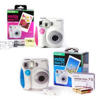 Wholesale Blue pink for Instax Mini s Instant Film Camera