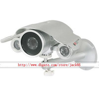 Wholesale Security CCTV Dual Array LED Night Vision TVL Outdoor Waterproof CCD Camera