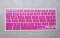 Wholesale Red Apple keyboard protective film Macbook apple keyboard protective computer color keyboard fil