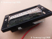 Wholesale New arrived Humbucker pickups for Electric Guitars chrome