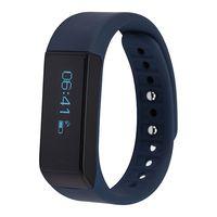 Wholesale Original iwown I5 Plus Smart Bracelet Bluetooth Waterproof Touch Screen Fitness Tracker Health Wristband Sleep Monitor Smart Watch