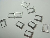 Wholesale Silver Metal Sim Card Tray Slot Holder for Phone G
