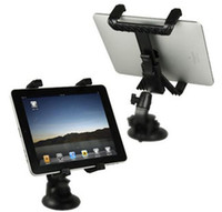 Wholesale Multi Direction Car Holder Stand Mount Kit for iPad New ipad3 P1000 Tablet PC Ebook GPS PDA