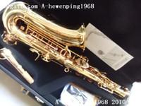 Wholesale 2011 Brand New Alto Saxophone Golden finish
