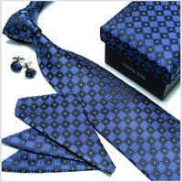 Wholesale tie sets wedding ties silk tie mens tie formal ties ties silk knitted ties neck ties ties