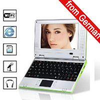 Wholesale NEW quot Mini Wireless Netbook Laptop Notebook WIFI GB HD MHz from Germen