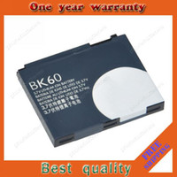 Wholesale BK60 battery for Motorola mobile cell phone A1600 E8 L71 L72 from factory mAh