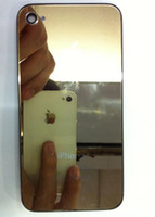 For iPhone 4G 4S 5G Golden Mirror screen LCD with digitizer ...