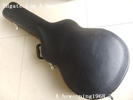 Wholesale - Shell hardcase for ES model guitar black