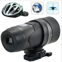 Wholesale High Definition DVR DV Camera Video Sport Helmet Camera Waterproof Camcorder