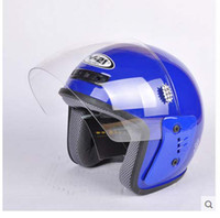 Wholesale V han edition Harley electric motorcycle helmet Small men s and women s half helmet Adolescent children winter helmet
