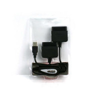 For PS2   PC PS2 to PS3 Game Controller Adapter Changer USB Converter 50pcs lot