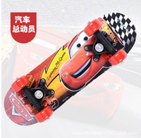 long board - 12 Entry level Skateboard For Children aged and Fashion Style