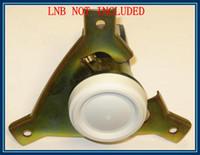 Wholesale LNB Bracket Ku band LNB Holder for C band Dish Fits any standard mm LNBF on the market