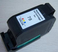 Wholesale Remanufacture ink cartridge Compatible Ink Cartridge for hp78 HPC6578D