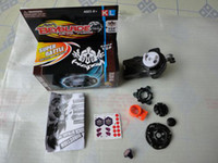 Wholesale 2011 New Super High Point Super Battle Beyblade Metal Fusion with Launcher Hot Sales ot