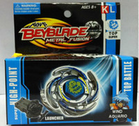 Wholesale 2011 New Super High Point Super Battle Beyblade Metal Fusion with Launcher Hot Sales