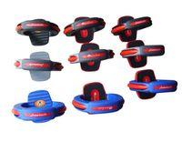 adjustable inline skate - 3kg Inline Roller Skates Wheels Skateboard Sport Orbit Wheel Roller Soft Wheel Adjustable Size Whirlwind Round