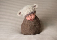 bears photography - Hand Crochet Knitted Baby Hat Teddy Bear Bonnet Photography Photo Prop newborn knitting hats size m m