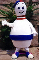 Wholesale Bowling PIN Mascot Costume Halloween prop Free costume factory direcCheap Mascot Costumes Mascot Costume Best Occupational Unisex Real Pict