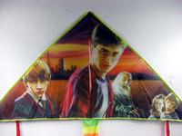 Wholesale Promotion Sale cm Harry Potter Kites Transformers Kites Superman Kite children gift
