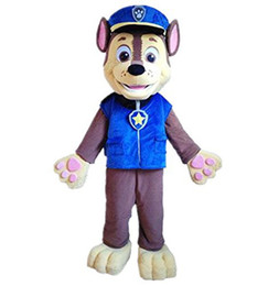 Wholesale Patrol Chase mascot suit Patrol Marshall dog Mascot Costume Character Adult Sz Real Picture