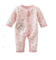 for Spring/Autumn Coverall 18 Months First moments baby romper shirt bodysuit tights jumpers pajamas baby onesies jumpsuit garments ZW422