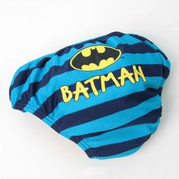 0-1Y) Stripe Swim Nappy swimwear Baby Magic stick leak-proof swim diapers infant swim trunks triangle beach baby swimwear boy free shipping