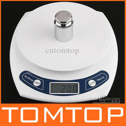 Wholesale Kg g electronic kitchen scale WH series multi unit white H4026 for food weighing