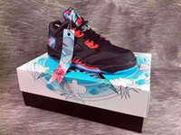 kite fabric - 2016 Nike Kite Retro Jordan Mens Womens Basketball Shoes Low Cut Original Quality dans Kite Sneakers With Shoe Box