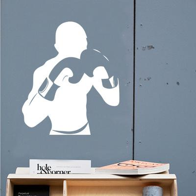 Wall Decals Designs sexy lips wall decal 2016 Hot Saler High Quality Boxing Wall Stickers Sports Designs Vinyl Home Stickers Wall Decor Decals