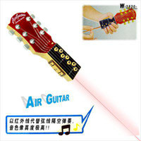 wholesale HOT Music toy guitar, Novelty Product Air guitar El...