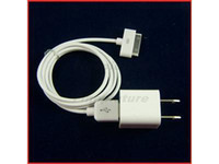 Wholesale Via EMS IPOD ITOUCH TOUCH GB GB POWER ADAPTER amp CORD