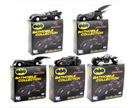 Wholesale Batman Metal Batmobile Chariot Collectible Alloy car set CM Boxed Model Toys