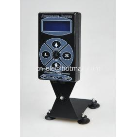 High quality digital tattoo power supply balck color with for Best tattoo power supply
