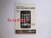 Wholesale Clear LCD Screen Protector film Guard front mirror matt protectors for Samsung Galaxy S i9000