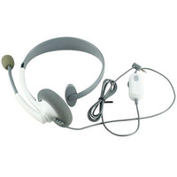 Wholesale New Headset earphone with Microphone For Stereo Headset with Chat Headphone LIVE